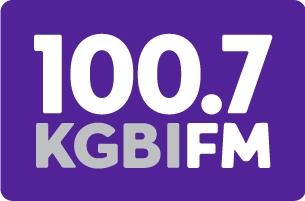 KGBI Logo | Omaha Connect Ride Sponsor