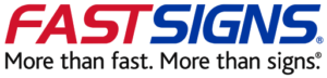 Fast Signs logo | Omaha Connect Ride