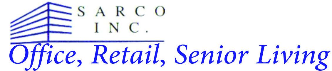 Sarco logo no address